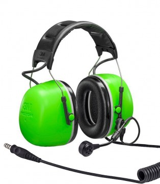 3M PELTOR CH-5 HIGH ATTENUATION HEADSET J11